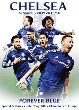 Rent Chelsea FC: Season Review 2015/2016 Online DVD Rental