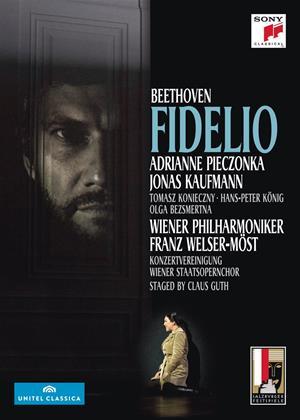 Rent Fidelio: Wiener Philharmoniker (Franz Welser-Möst) Online DVD Rental