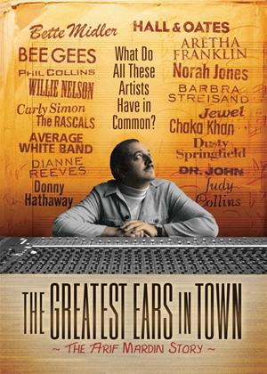 Rent The Greatest Ears in Town: The Arif Mardin Story Online DVD Rental