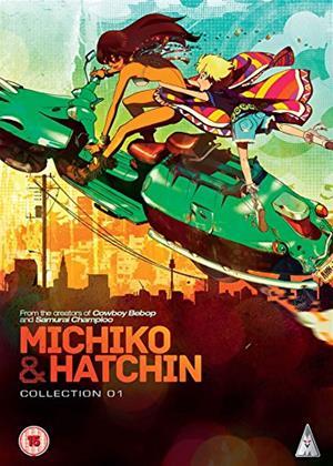 Rent Michiko and Hatchin: Part 1 (aka Michiko to Hatchin) Online DVD Rental