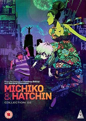 Rent Michiko and Hatchin: Part 2 Online DVD Rental