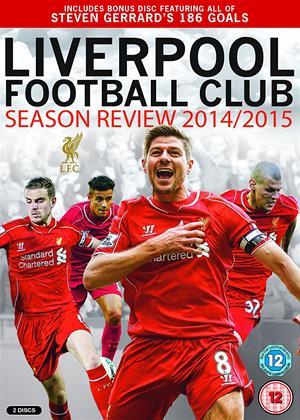 Rent Liverpool FC: Season Review 2014/15 Online DVD Rental