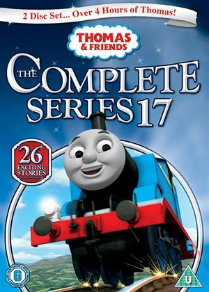Rent Thomas the Tank Engine and Friends: Series 17 Online DVD Rental