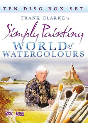 Rent Frank Clarke's Simply Painting: World of Watercolours Online DVD Rental