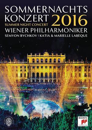Rent Sommernachtskoncert 2016: Wiener Philharmoniker (Bychkov) Online DVD Rental