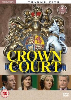 Rent Crown Court: Vol.5 Online DVD Rental
