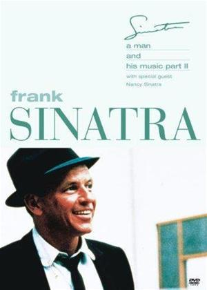 Rent Frank Sinatra: A Man and His Music: Part 2 Online DVD Rental