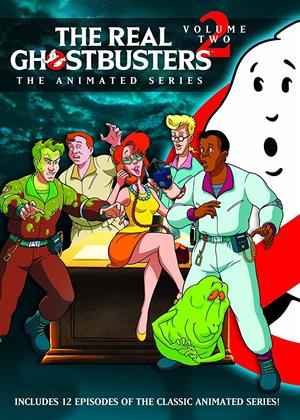 Rent The Real Ghostbusters: Series 2 Online DVD Rental