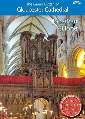Rent The Grand Organ of Gloucester Cathedral: Jonathan Hope Online DVD Rental