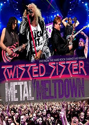 Rent Twisted Sister: Metal Meltdown Online DVD Rental