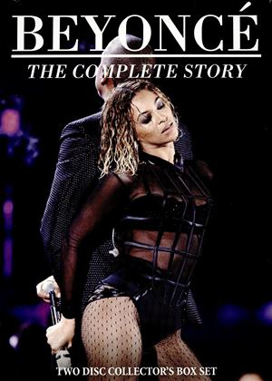 Rent Beyonce: The Complete Story Online DVD Rental