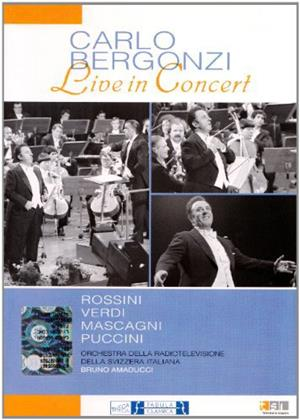 Rent Carlo Bergonzi: Live in Concert Online DVD Rental