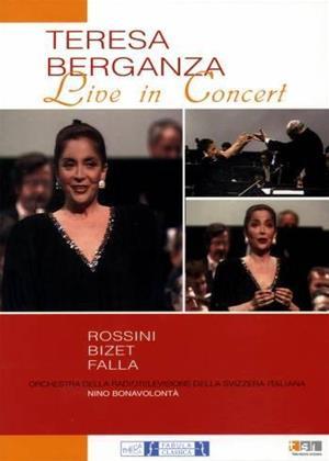 Rent Teresa Berganza: Live in Concert Online DVD Rental