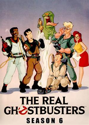 Rent The Real Ghostbusters: Series 6 Online DVD Rental