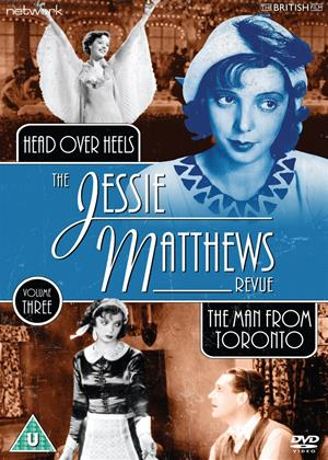 Rent The Jessie Matthews Revue: Vol.3 (aka The Jessie Matthews Revue: The Man from Toronto / Head Over Heels) Online DVD Rental