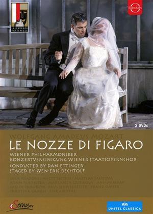 Rent Le Nozze Di Figaro: Salzburg Festival (Dan Ettinger) Online DVD Rental