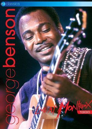 Rent George Benson: Live at Montreux Online DVD Rental