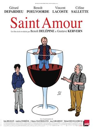 Rent Saint Amour (aka La route des vins) Online DVD & Blu-ray Rental