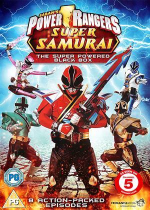 Rent Power Rangers Super Samurai: Vol.1 (aka Power Rangers Super Samurai: The Super-Powered Black Box) Online DVD Rental