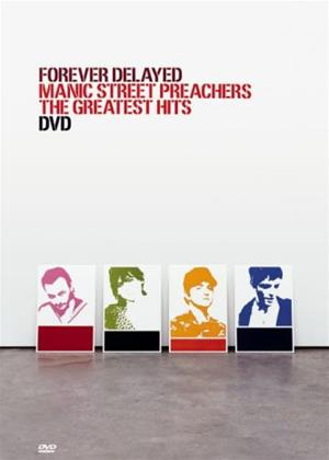 Rent Manic Street Preachers: Forever Delayed Online DVD Rental
