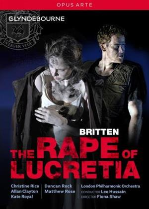 Rent The Rape of Lucretia: Glyndebourne Festival (Leo Hussain) Online DVD & Blu-ray Rental