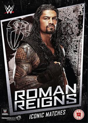 Rent WWE: Roman Reigns: Iconic Matches Online DVD Rental