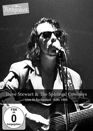 Rent Dave Stewart and the Spiritual Cowboys: Live at Rockpalast Online DVD Rental