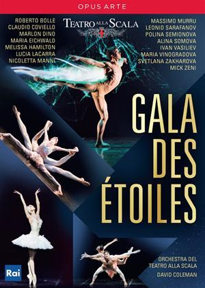 Rent Gala Des Étoiles: Teatro Alla Scala (David Coleman) Online DVD & Blu-ray Rental