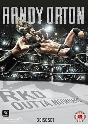 Rent WWE: Randy Orton: RKO Outta Nowhere Online DVD Rental