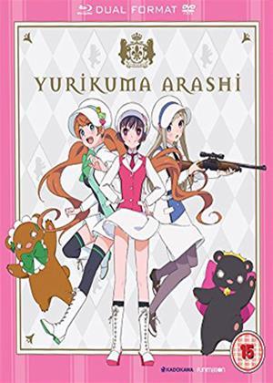 Rent Yuri Kuma Arashi (aka Yurikuma Arashi) Online DVD & Blu-ray Rental