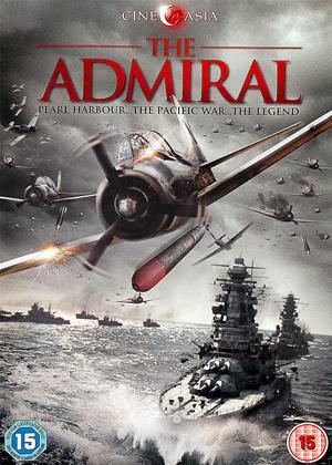 Rent The Admiral (aka Rengô kantai shirei chôkan: Yamamoto Isoroku) Online DVD Rental