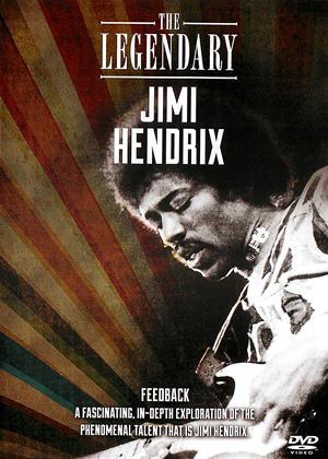 Rent The Legendary Jimi Hendrix: Feedback Online DVD Rental