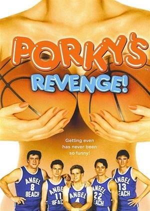 Rent Porky's 3: Revenge (aka Porky's Revenge) Online DVD Rental