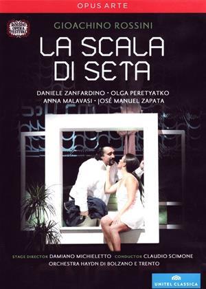 Rent La Scala Di Seta: Rossini Opera Festival (Claudio Scimone) Online DVD Rental