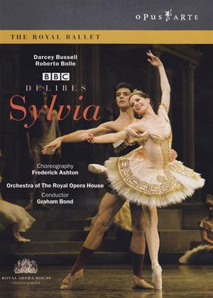 Rent Sylvia: The Royal Ballet (Graham Bond) Online DVD Rental