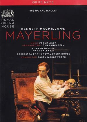 Rent Royal Ballet: Mayerling (Barry Wordsworth) Online DVD Rental