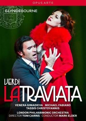 Rent La Traviata: Glyndebourne (Mark Elder) Online DVD Rental