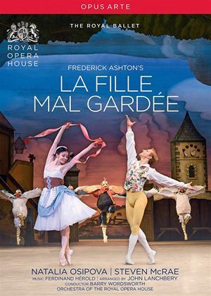 Rent La Fille Mal Gardée: The Royal Ballet (Barry Wordsworth) Online DVD & Blu-ray Rental