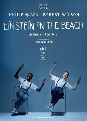 Rent Einstein on the Beach: Théâtre Du Châtelet (Michael Riesman) Online DVD Rental