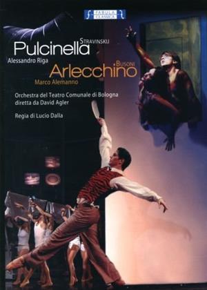 Rent Igor Stavinsky: Pulcinella / Arlecchino: Orchestra Del Teatro Comunale (Lucio Dalla) Online DVD Rental