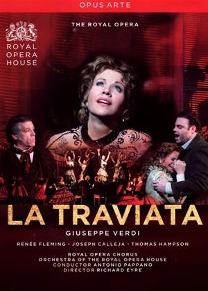 Rent Verdi: La Traviata (Antonio Pappano) Online DVD & Blu-ray Rental