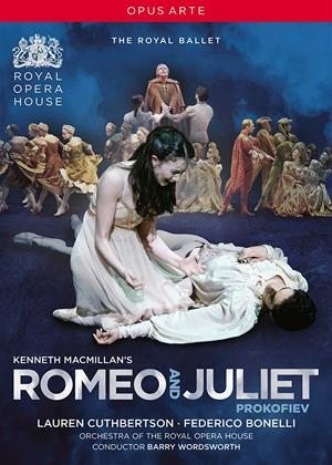 Rent Romeo and Juliet: The Royal Ballet (Barry Wordsworth) Online DVD & Blu-ray Rental