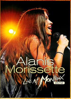 Rent Alanis Morrissette: Live at Montreux 2012 Online DVD Rental