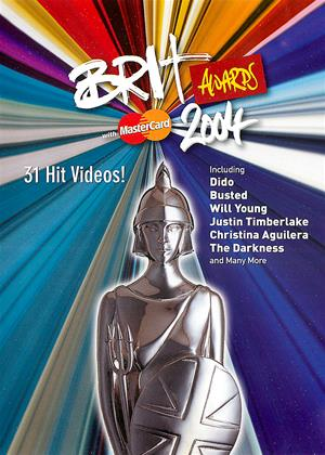 Rent The Brit Awards 2004 Online DVD Rental