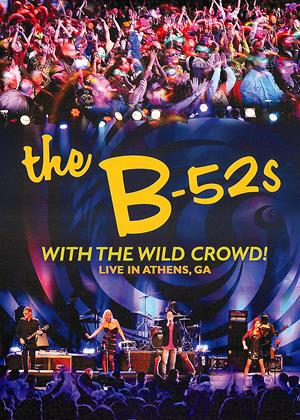 Rent The B-52s: With the Wild Crowd! Live in Athens, GA Online DVD Rental