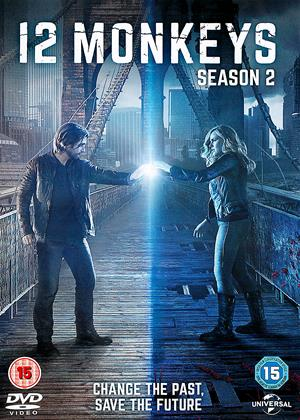 Rent 12 Monkeys: Series 2 Online DVD Rental