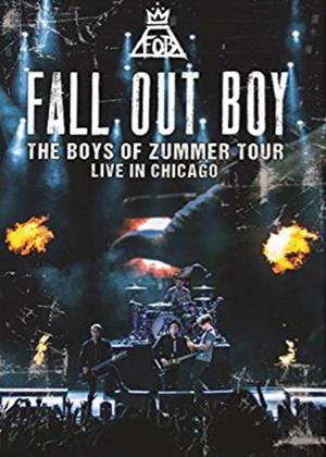 Rent Fall Out Boy (aka Fall Out Boy: The Boys of Zummer Tour: Live in Chicago) Online DVD Rental