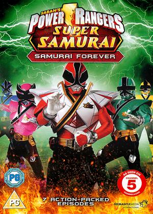 Rent Power Rangers Super Samurai: Vol.3 (aka Power Rangers Super Samurai: Samurai Forever) Online DVD Rental