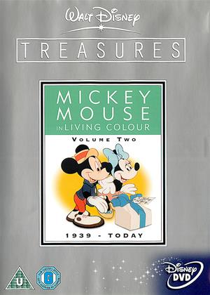 Rent Mickey in Living Colour 2 (aka Walt Disney Treasures: Mickey In Living Colour 2) Online DVD Rental