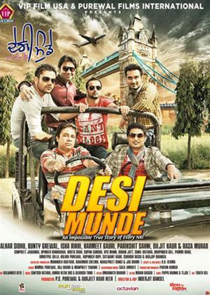 Rent Desi Munde Online DVD & Blu-ray Rental